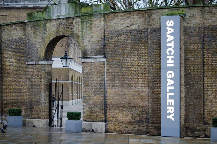 Saatchi Gallery and Firtash Foundation launch competition for young British and Ukrainian artists