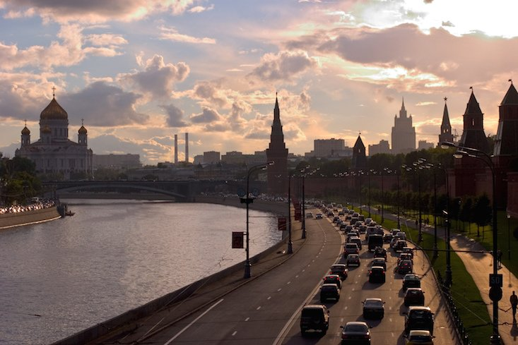 Moscow heads American list of world's unfriendliest cities
