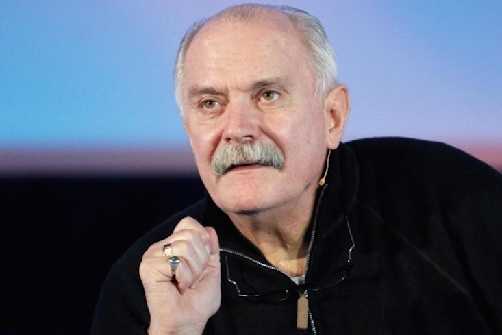 Director Nikita Mikhalkov honoured at Locarno