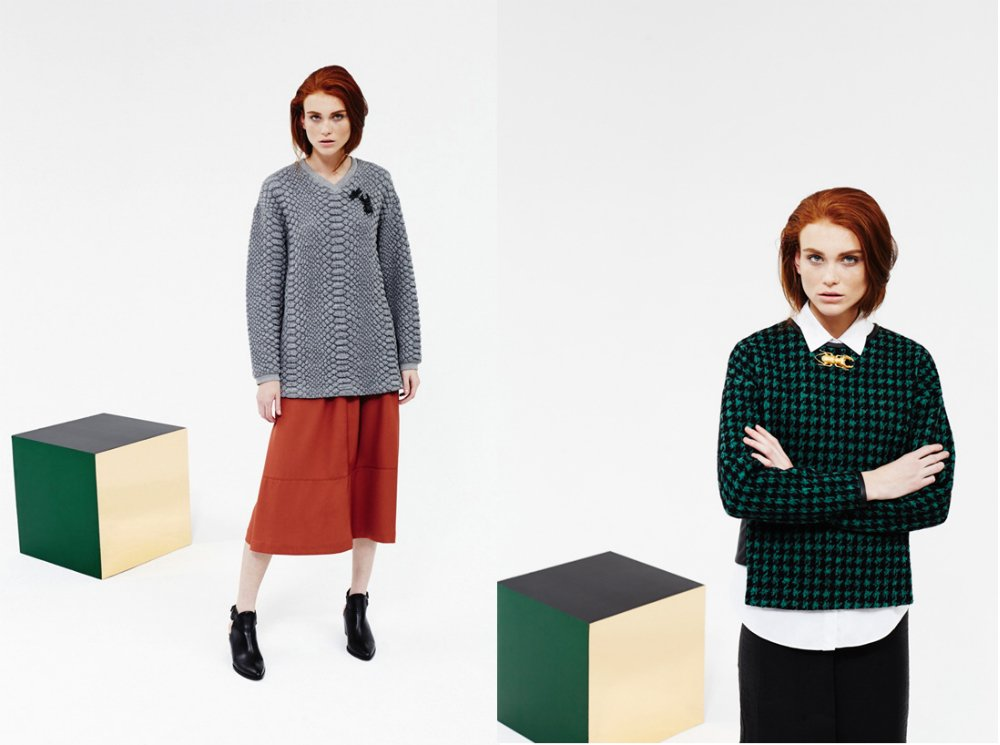 I Am fashion label launches autumn-winter collection