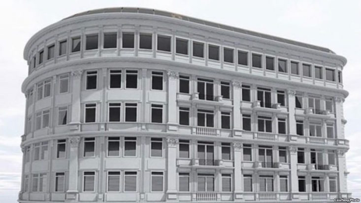 """This is an architectural genocide"": anger as Skopje 2014 revamp claims another modernist building"