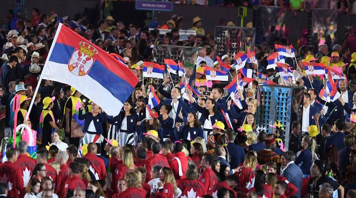 Serbian Prime Minister lashes out at broadcaster and social media in Olympics outburst