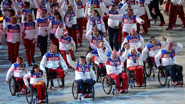 Russia to hold own Paralympics