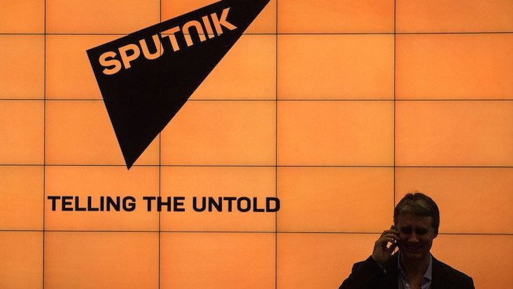 Russian Sputnik news agency moves UK headquarters to Edinburgh