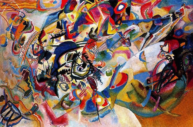 Russian avant-garde works to travel to London for Revolution centenary
