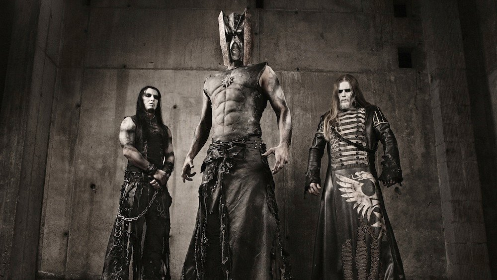 Polish black metal band Behemoth deported from Russia