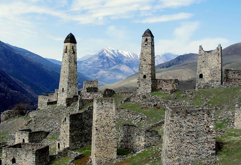 Ingushetia plays host to international film festival to boost tourism