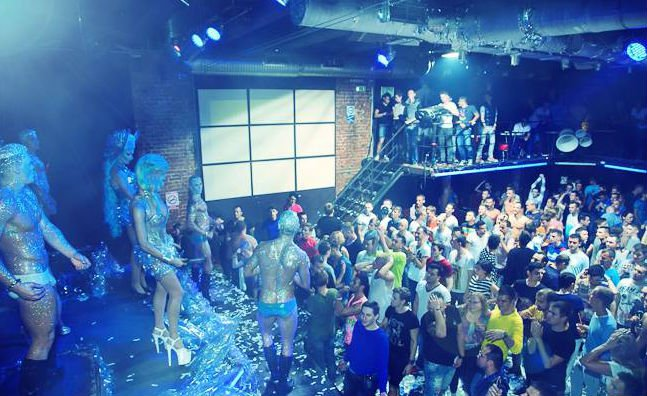 Moscow's biggest gay club re-opens