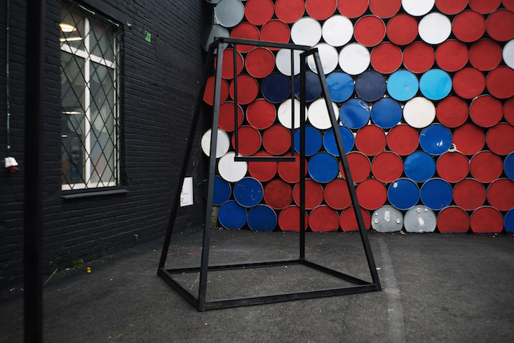 Not just for kids: check out St Petersburg Street Art Museum's playground installation