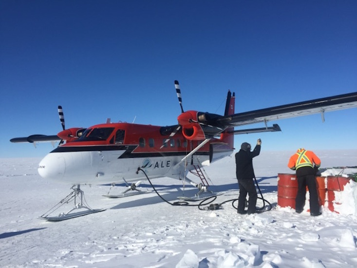 Dreaming of a white Christmas? Join the Kazakhstani ski expedition to the South Pole