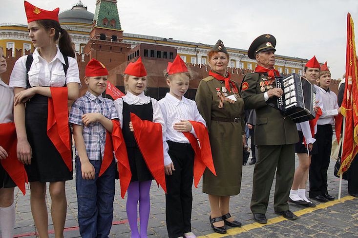 Majority of Russians regret collapse of USSR, survey suggests