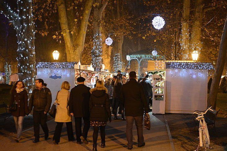 Zagreb voted Europe's best Christmas market