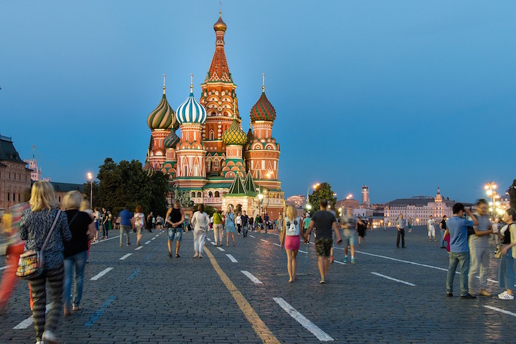 Moscow named third most popular Instagram city