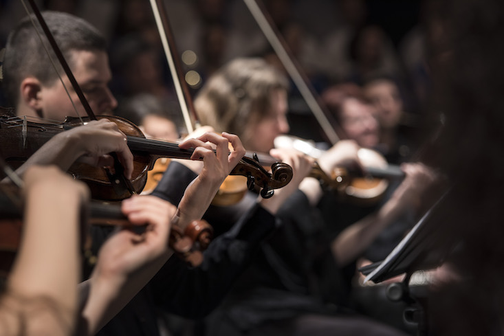 Meet Ukraine's new National Youth Orchestra