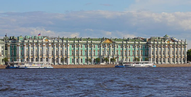 St Petersburg cultural forum opens today