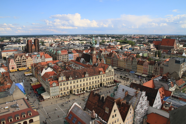 Wrocław to be 2016 European Capital of Culture