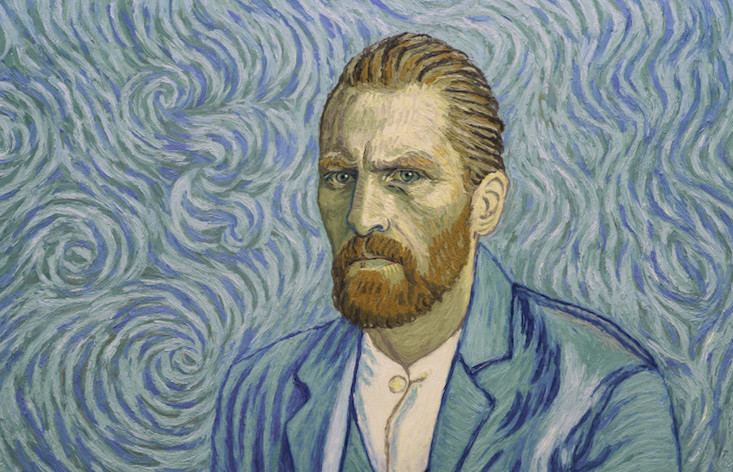 Loving Vincent: UK-Polish production launches the world's first oil painted film