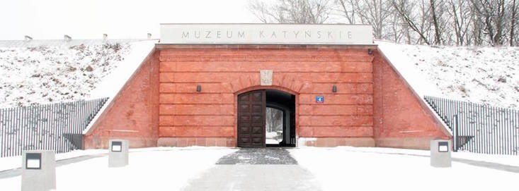 Poland's Katyń Museum in the running for top EU architecture prize