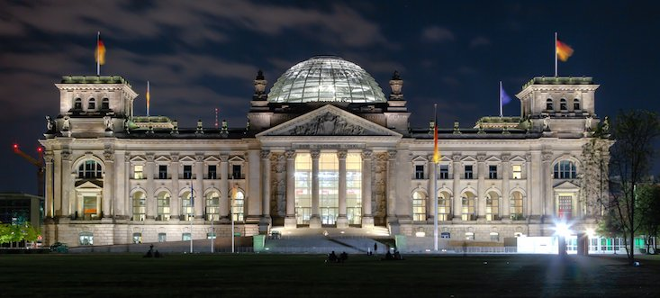 Child's play: Russian kids to storm miniature Reichstag