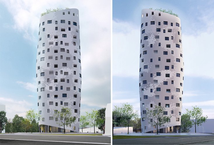 Now you see it: Croatian Defence Ministry to get new camouflage building