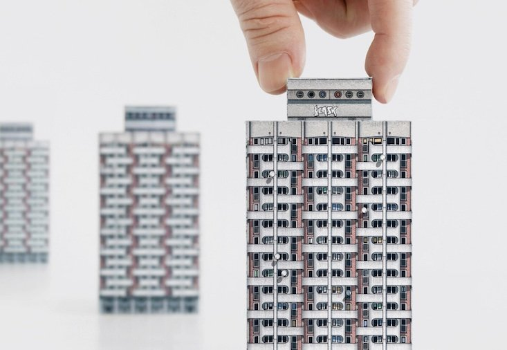 This new video game lets you do nothing in particular in a suburban Russian tower block