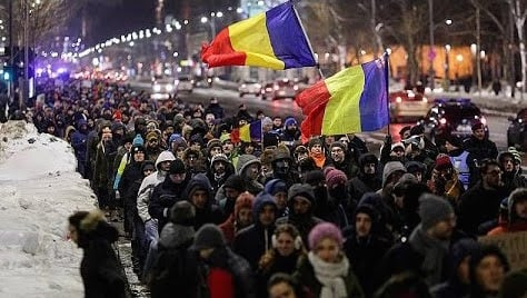 The art of opposition: Romanian protesters' signs to become exhibition