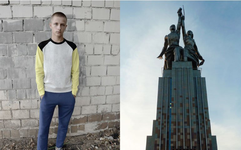 Gosha Rubchinskiy's Spring/Summer collection launches in London