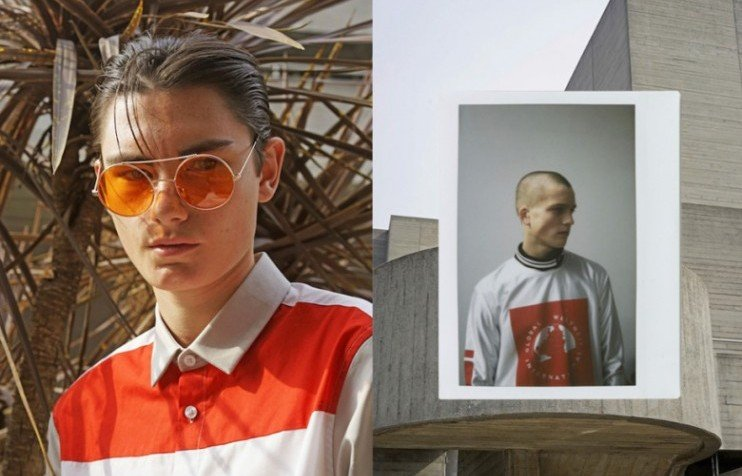 Gosha Rubchinskiy fuses 90s style with the Russian avant-garde in new collection with Diesel