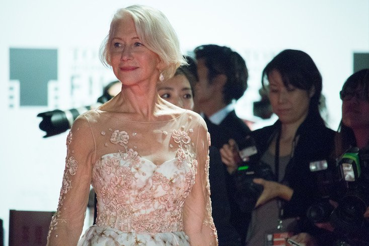 Helen Mirren cast as Russia's Catherine the Great in new TV mini-series