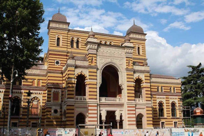 Tbilisi Opera and Ballet State Theatre to officially reopen after long renovations