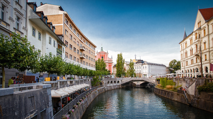 Ljubljana launches 2016 European Green Capital programme