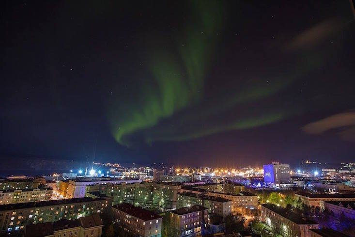 Inversia: the first audiovisual festival north of the Arctic Circle