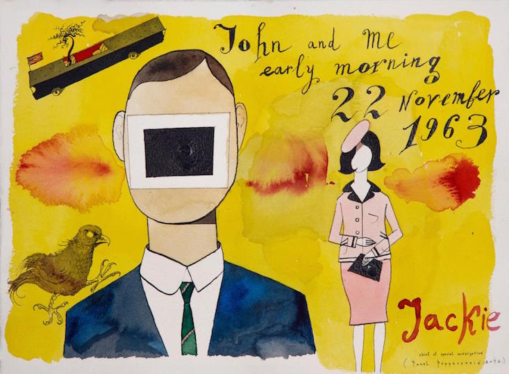 Russian artist Pavel Pepperstein in first US show