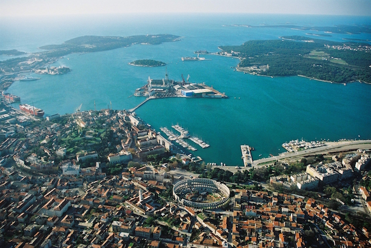 Russia and Pula named top destinations for 2017