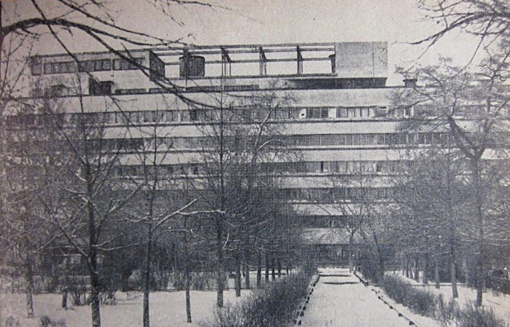 Soviet architecture tours of Moscow now available in English