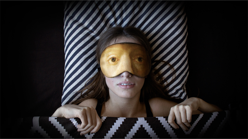This Belarusian designer lets you become a masterpiece while you sleep