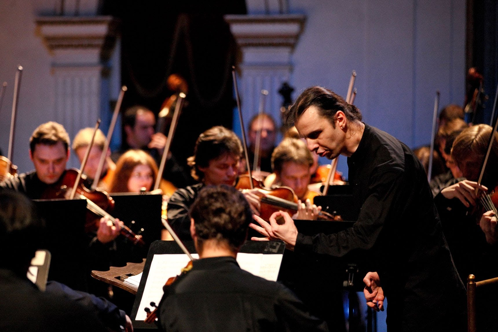 Teodor Currentzis and Perm orchestra in London next week