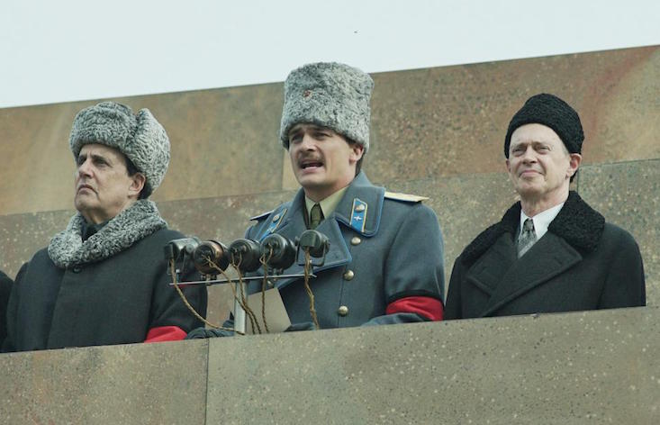 Moscow cinema defies film ban with illegal screenings of The Death of Stalin