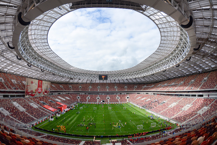 Russian police to use drones in World Cup violence crackdown