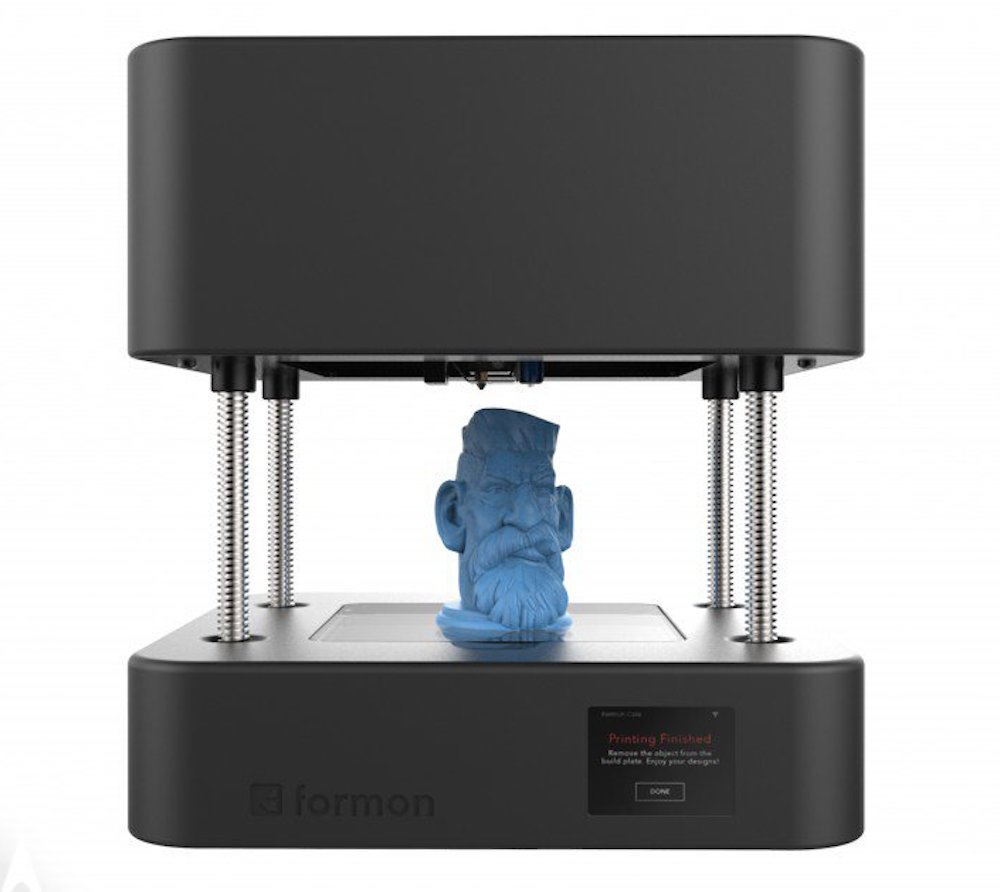 The Formon Core 3D printer by Rron Cena