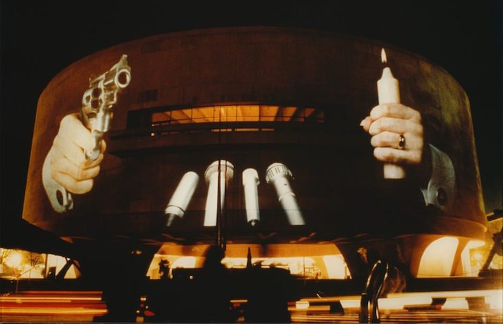 US museum revives Polish art projection that defined the 1980s