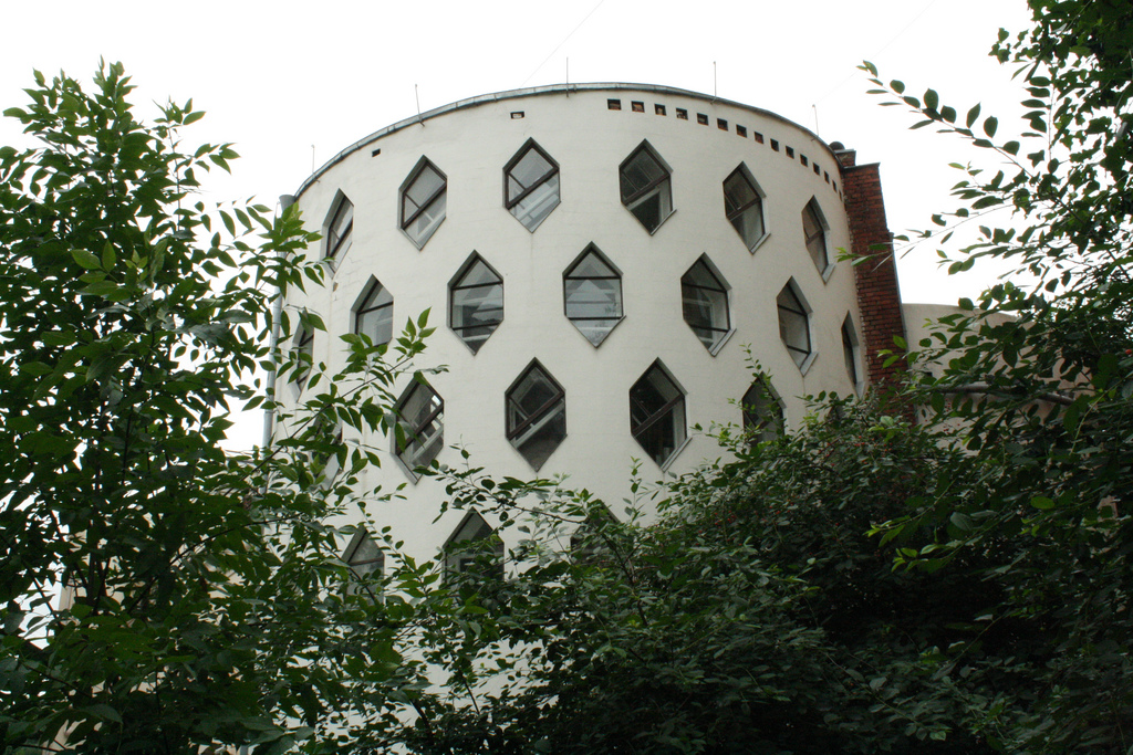 Melnikov House competition winners say leave building alone