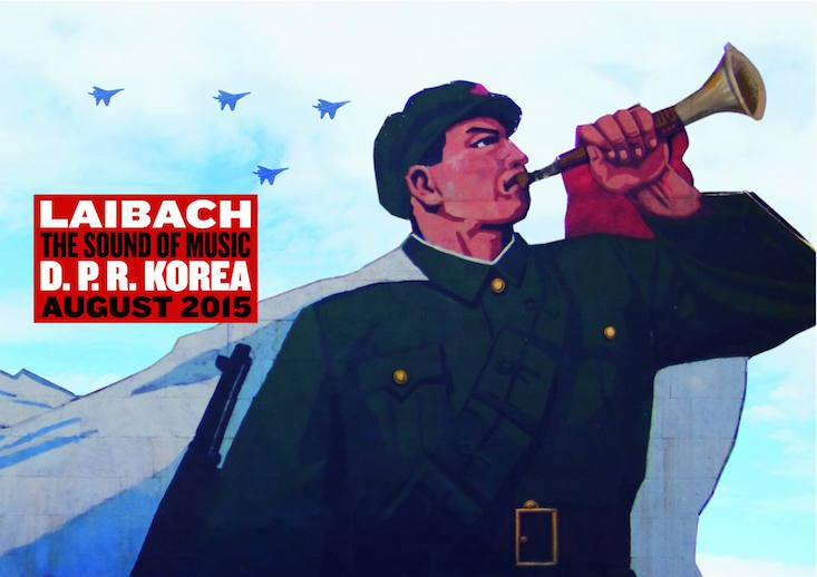 Slovenian band Laibach to be the first foreign group to play North Korea
