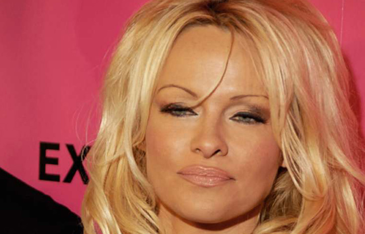 Pamela Anderson writes letter to Putin on behalf of endangered whales