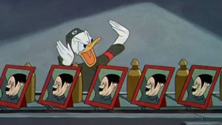 Russian court clears Donald Duck of extremism