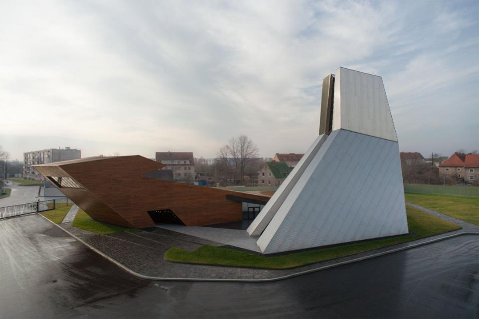 Alliance 1892 Cognac Distillery Museum and Warehouse. Image: Totement/Paper / Facebook
