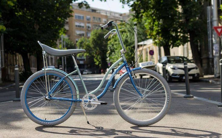 Romania's communist-era Pegas bike is reborn