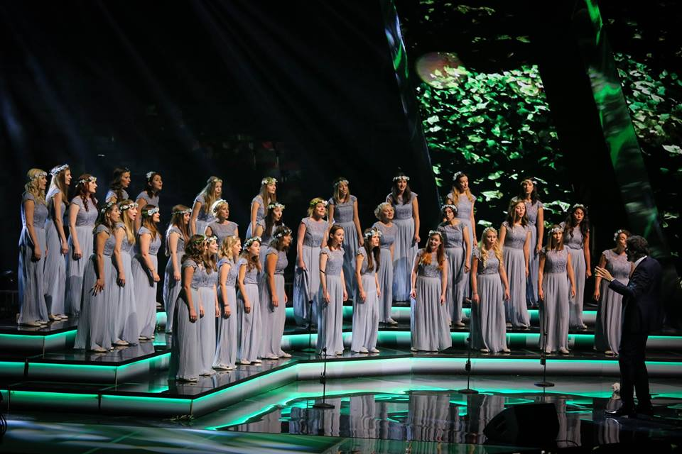 Slovenia wins first ever Eurovision Choir of the Year