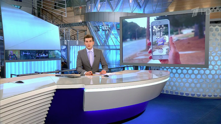 Most young Russians get their news from state-run TV, study shows