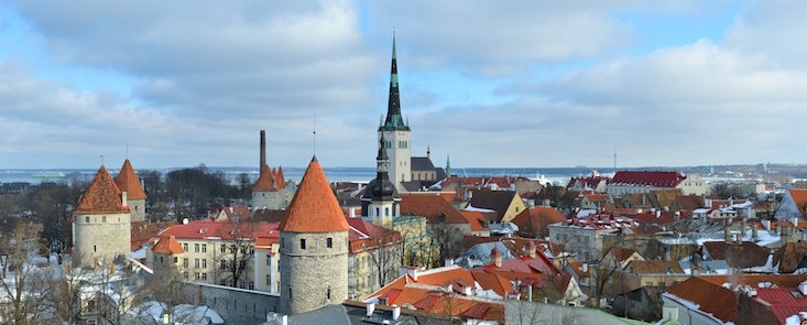 Could your design light up Tallinn's Old Town?